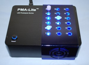 PMA-Lite™ LED photolysis device.